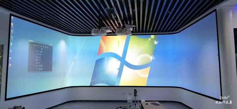 新闻资讯_展厅投影_沉浸式展厅互动_交互式数字展厅_智慧展厅设计